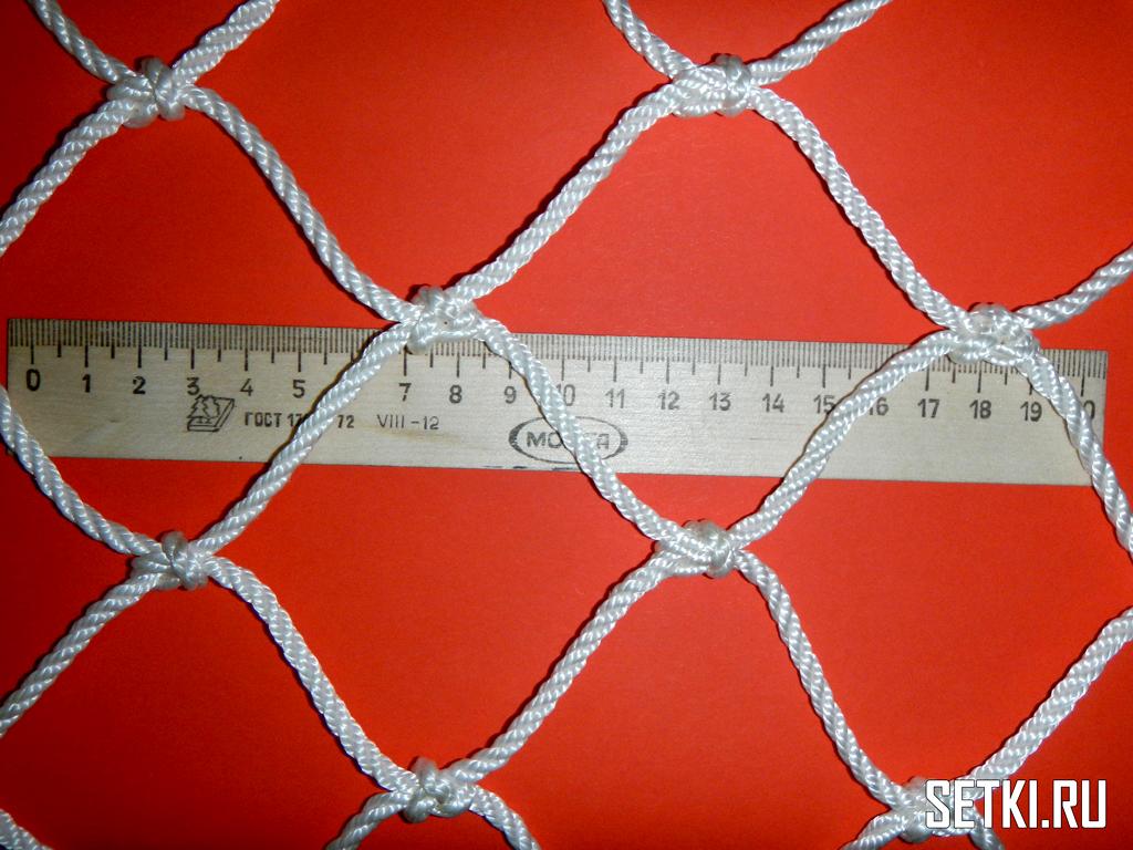71mm 40mm - Страховочные сети